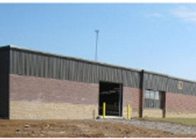 Booneville VO-AG Building