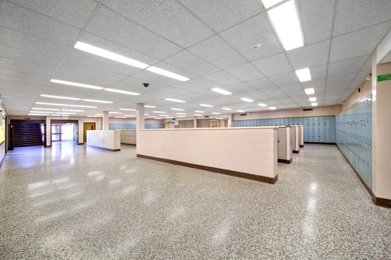 Chaffin Junior High School Turnkey Construction Management