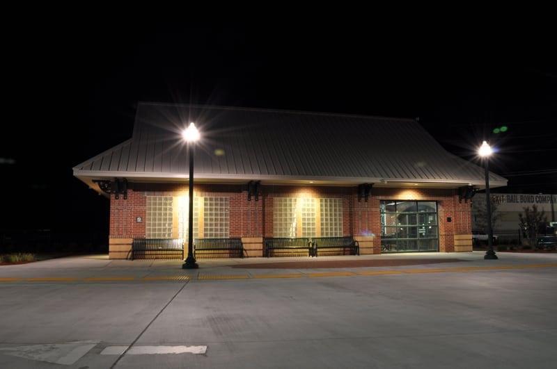 Fort Smith Transit Station Turnkey Construction Management