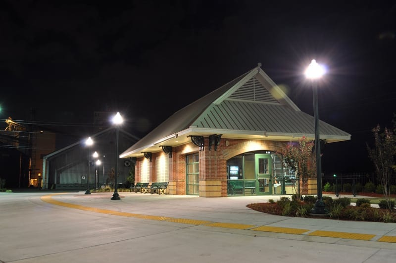 Fort Smith Transit Station Turnkey Construction Management