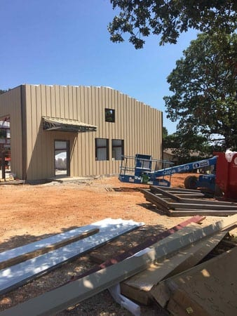 Central Ems Ambulance Facility Turnkey Construction
