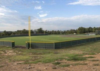 Cedarville Public Schools – Baseball Field