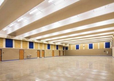 Cedarville Elementary School – Tornado Shelter