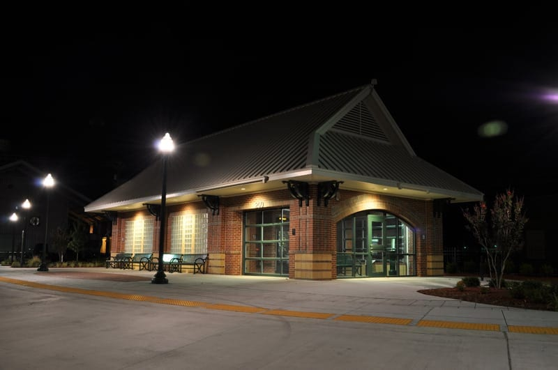 fort smith transit station turnkey construction management turn key construction management