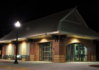 Fort Smith Transit Station